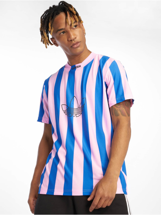 adidas Originals trykot ES PLY niebieski