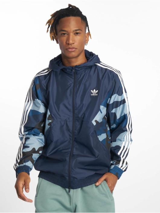 adidas originals Übergangsjacke Camo blau