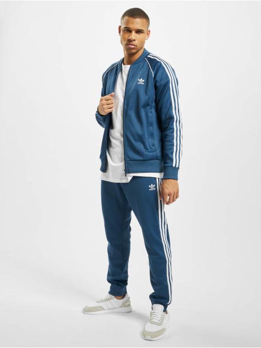adidas Originals Übergangsjacke SST Track blau