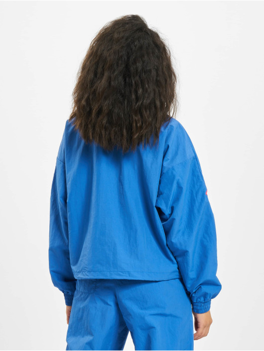adidas Originals Übergangsjacke Big Trefoil blau