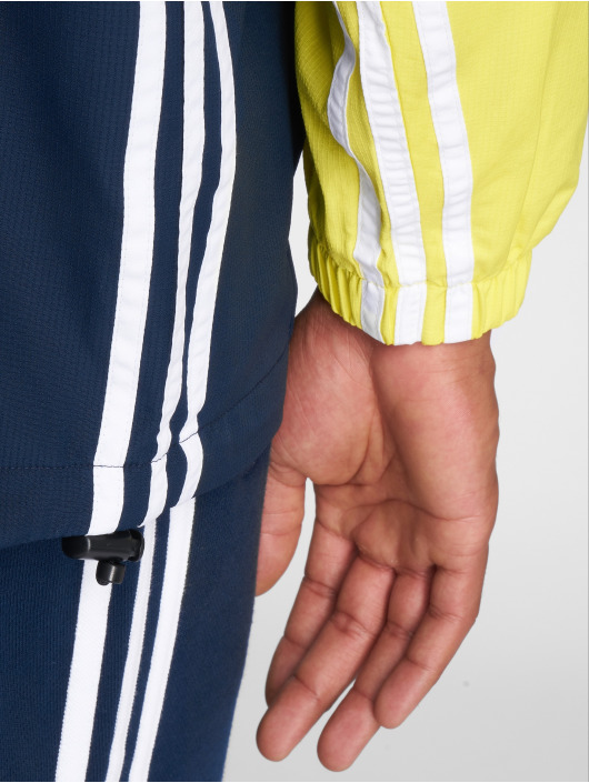 adidas originals Übergangsjacke Auth Anorak Transition gelb