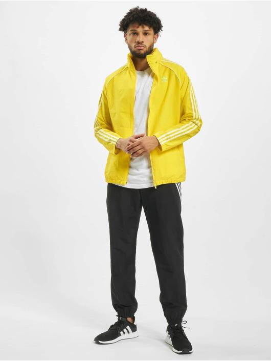 adidas Originals Übergangsjacke BLC SST gelb