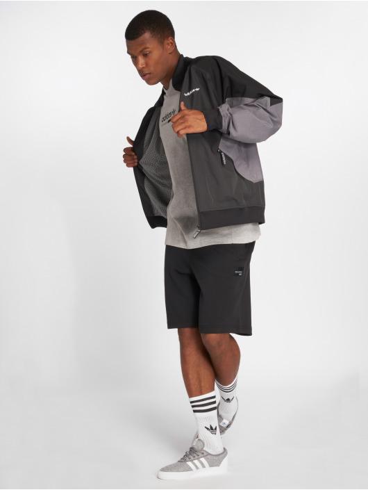 Adidas Originals Eqt Wvn Rip Jkt Transition Jacket Carbon