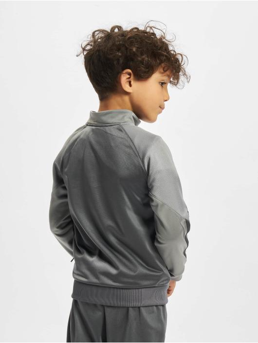 adidas Originals Übergangsjacke Trefoil grau