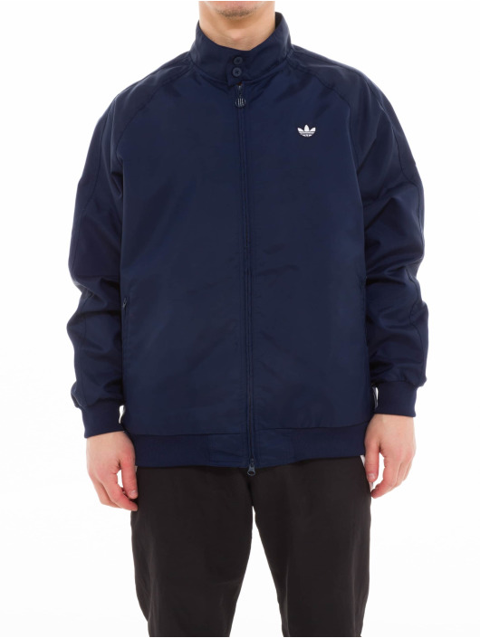 adidas Originals Übergangsjacke Harrington indigo
