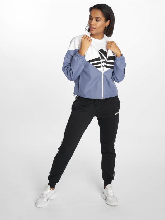adidas Originals Damen Übergangsjacke Track in indigo 629375