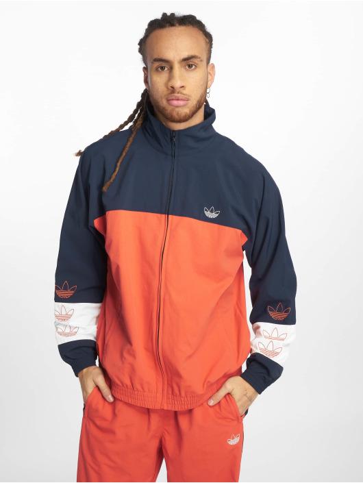 adidas originals Übergangsjacke Blocked Warm Up orange