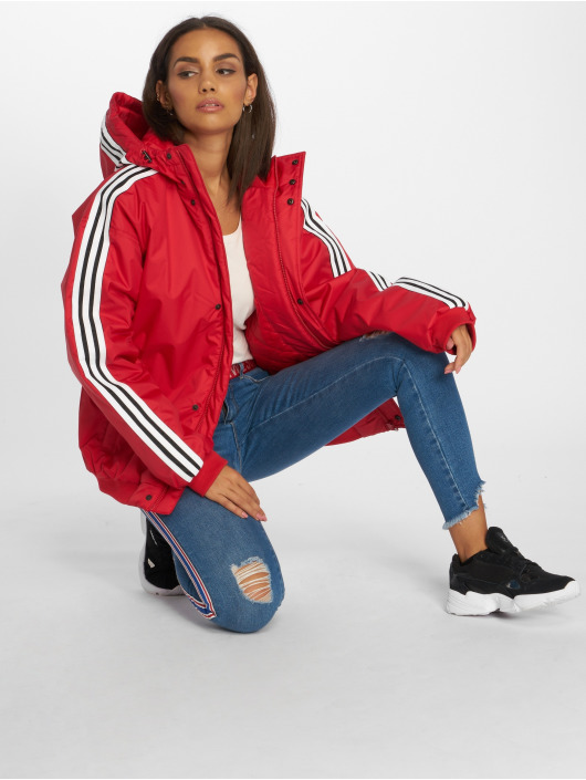 adidas Originals Übergangsjacke Sst rot