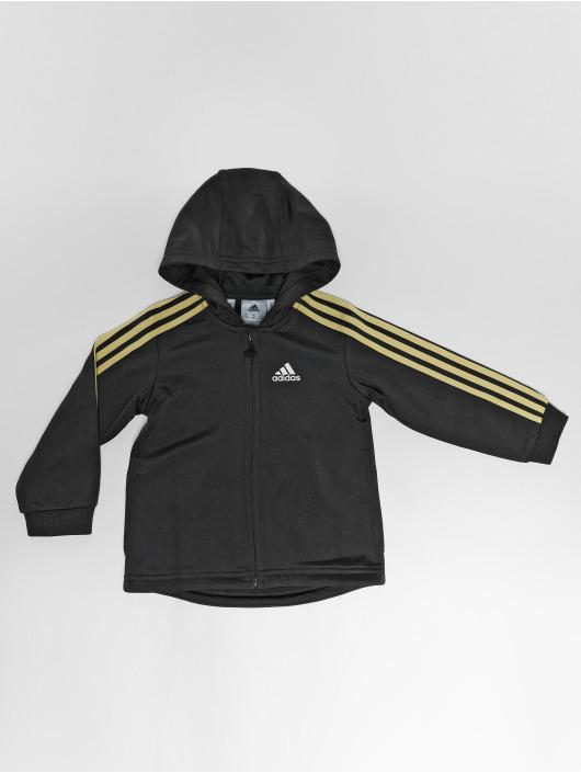 adidas originals Übergangsjacke I E Shiny Hooded schwarz