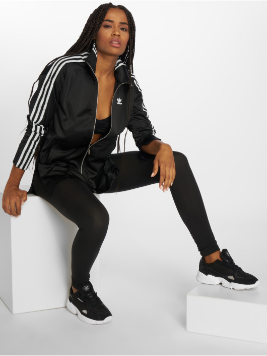 adidas Originals Damen Übergangsjacke Track in schwarz 542797