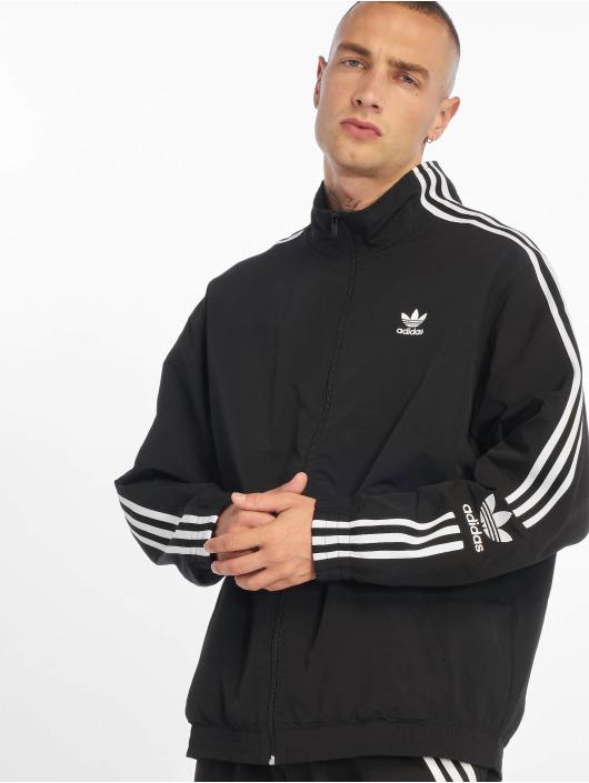 adidas Originals Übergangsjacke Woven schwarz