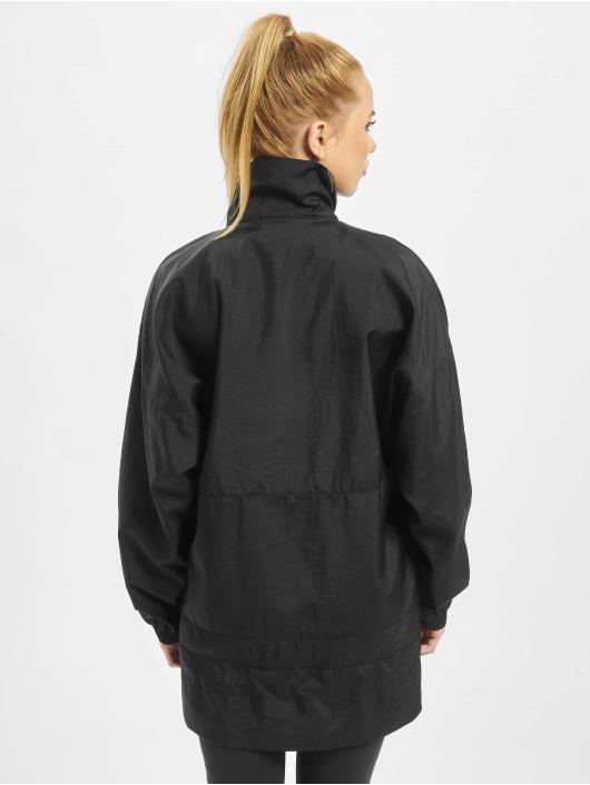 adidas Originals Übergangsjacke Logo schwarz