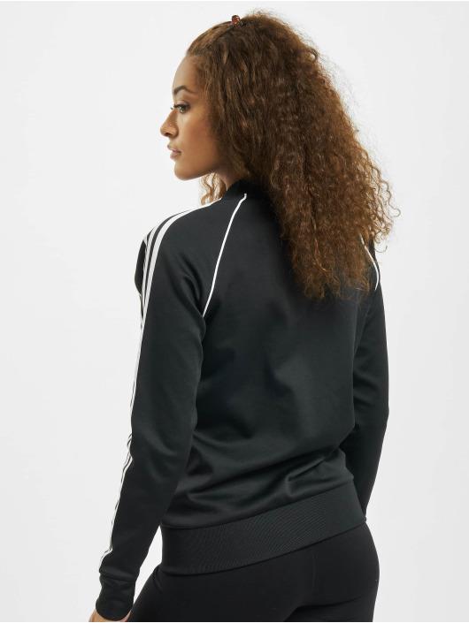 adidas Originals Übergangsjacke SST schwarz