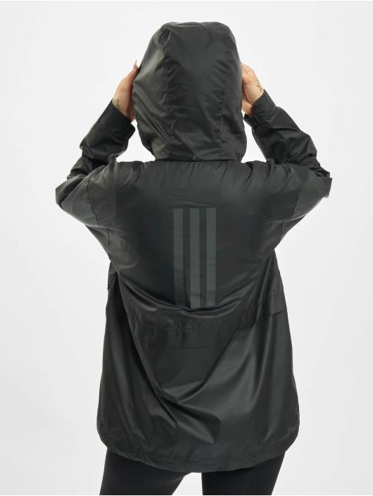 adidas Originals Übergangsjacke Urban Wind schwarz