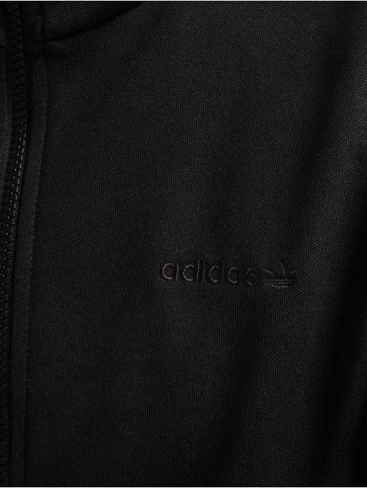 adidas Originals Übergangsjacke Tricolor Trefoil schwarz