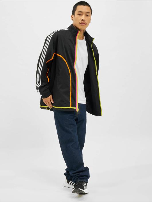 adidas Originals Übergangsjacke Reverse schwarz