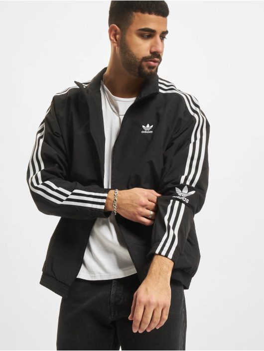 adidas Originals Übergangsjacke Lock Up schwarz