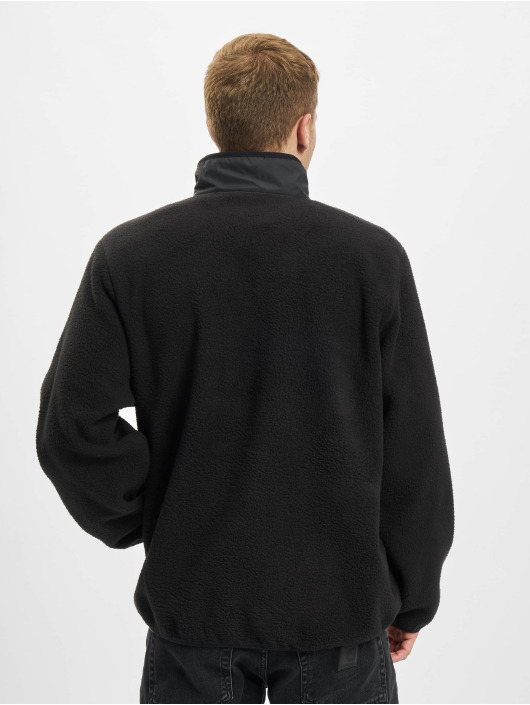 adidas Originals Übergangsjacke Zip Thru Fleece schwarz