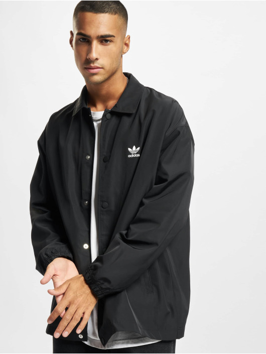 adidas Originals Übergangsjacke Coach schwarz