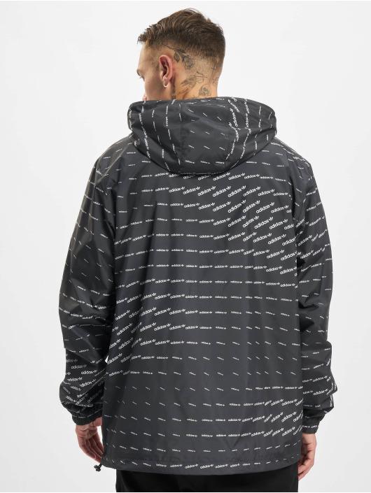 adidas Originals Übergangsjacke Mono WB schwarz