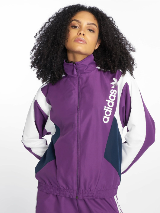 Adidas Ind Crop FB TT W Jacke 34 multicolor: