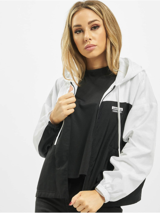 adidas Originals Übergangsjacke Originals weiß