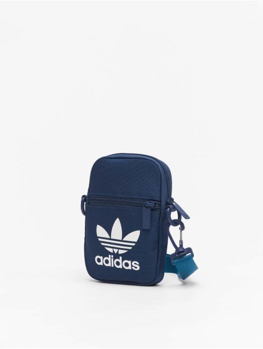 adidas Originals Väska Trefoil blå