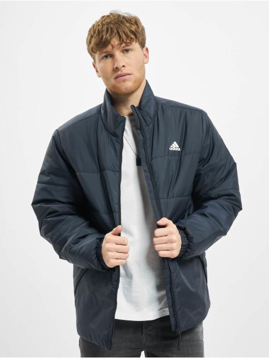 adidas Originals Vattert jakker BSC 3-Stripes blå