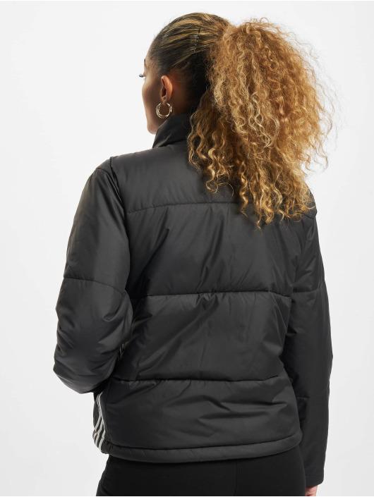 adidas Originals Vattert jakker Short svart