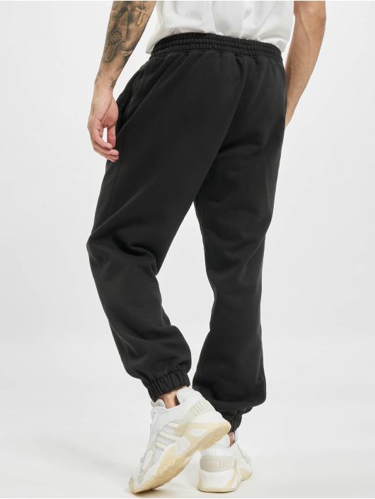 adidas Originals Verryttelyhousut Dyed musta