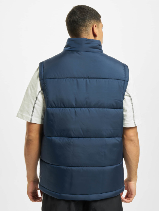 adidas Originals Vest Padded Puff Vest blue