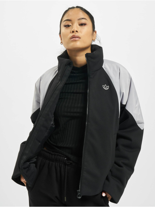 adidas Originals Veste matelassée Short noir