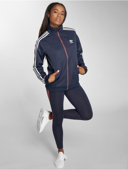 adidas originals Veste mi-saison légère AI BB bleu