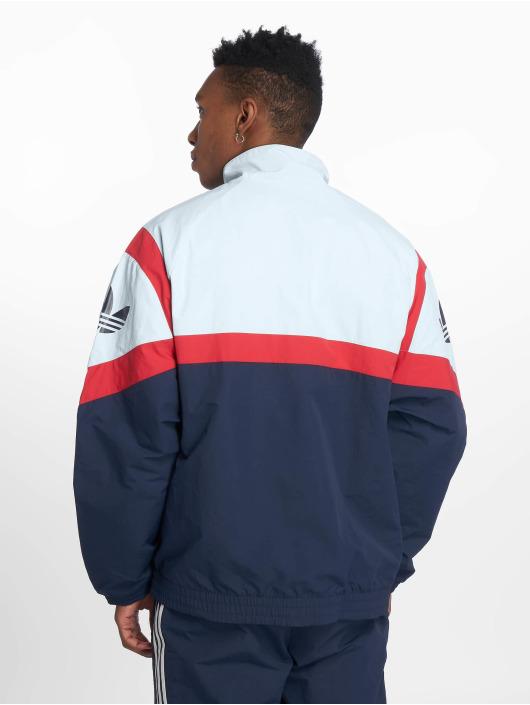 809d6dfd609f3 Légère Veste Adidas Homme Originals Bleu Sportive Mi 597932 Saison nwUq0PSUa
