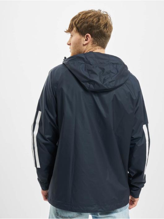 adidas Originals Veste mi-saison légère BSC 3-Stripes bleu