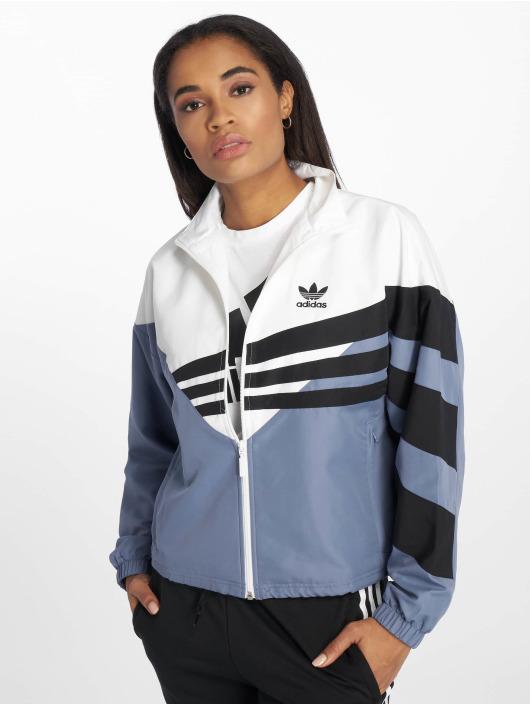 607844f8a8 adidas originals | Track indigo Femme Veste mi-saison légère 629375