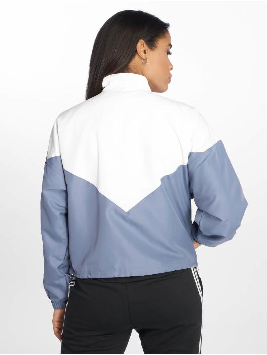 adidas originals Veste mi-saison légère Track indigo