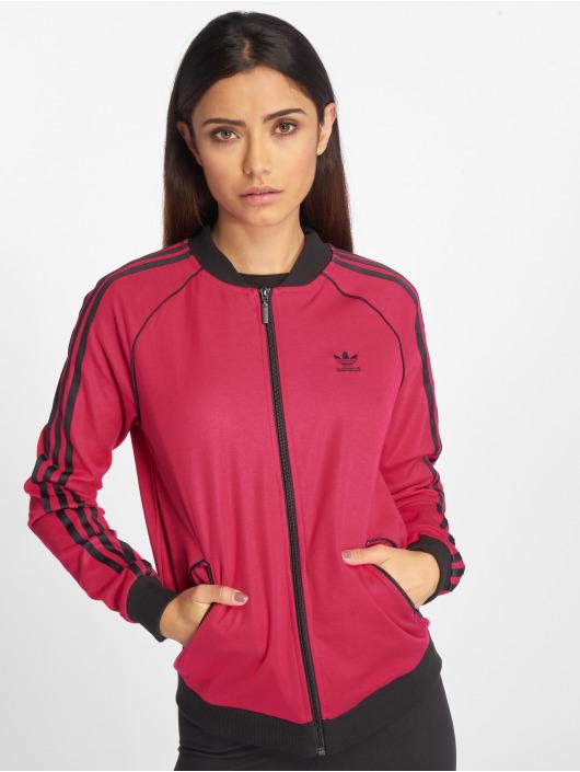 adidas originals Veste mi-saison légère LF Track magenta