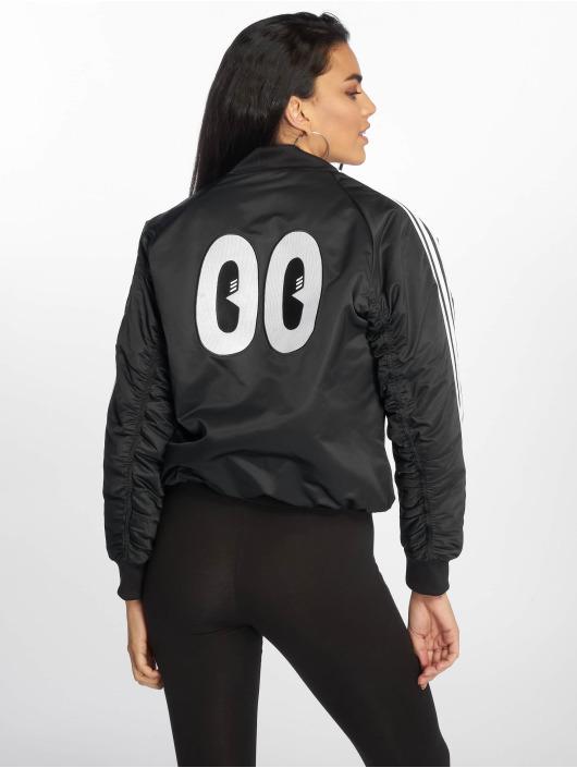 Bomber Originals Adidas Black Jacket yvwmnN80O