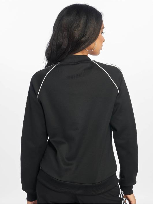 adidas originals Veste mi-saison légère SST Track noir