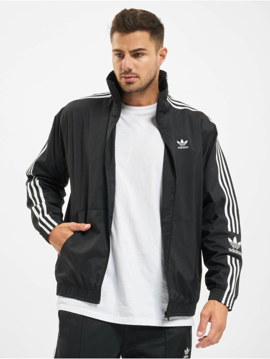 Adidas Lock Up Track Jacket Black