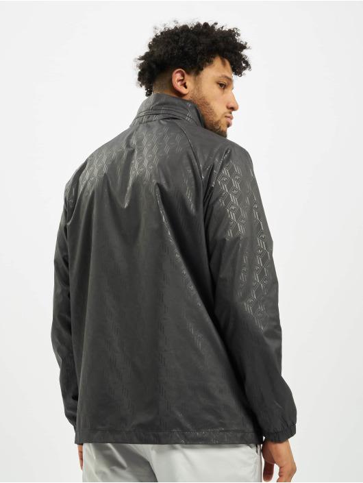 Adidas Mono Aop Windbreaker Black