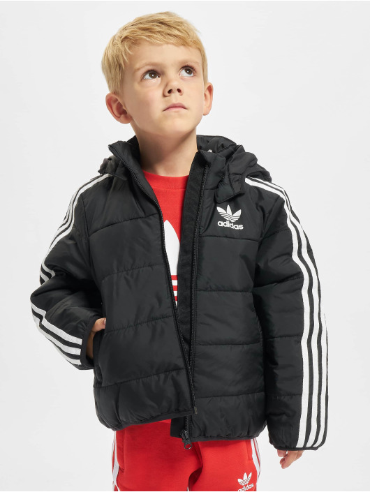 adidas Originals Veste mi-saison légère Padded noir