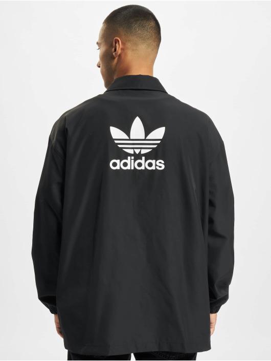 adidas Originals Veste mi-saison légère Coach noir