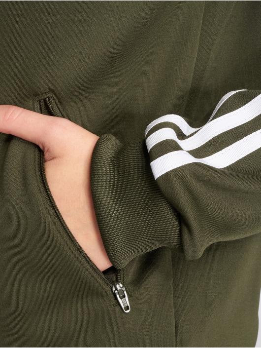 Légère saison Veste Sst Mi 499393 Originals Olive Tt Femme Adidas Transition NvnO0Pym8w