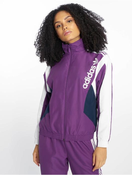 Viotri Adidas Légère Mi Pourpre Originals Femme 597958 Veste saison BdCexo