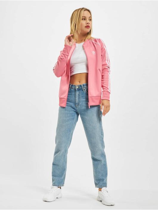 adidas Originals Veste mi-saison légère SST PB rose