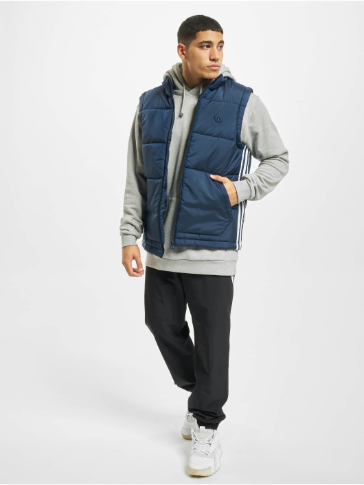 adidas Originals Vester-1 Padded Puff Vest blå