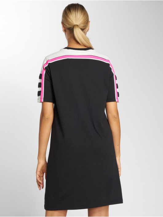 adidas originals Vestido Tee Dress negro