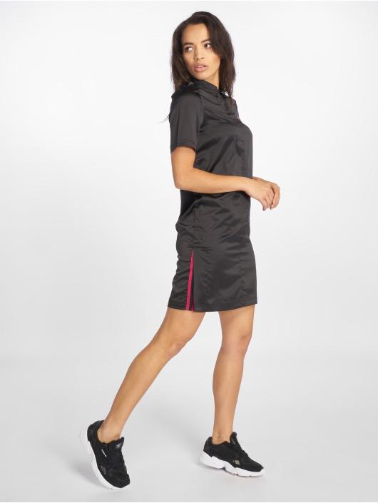 adidas originals Vestido LF Satin negro